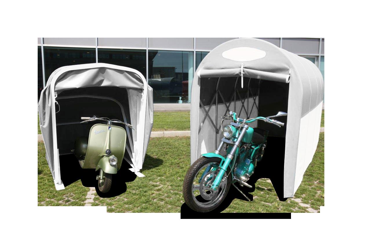 Velo und Motorrad Unterstand