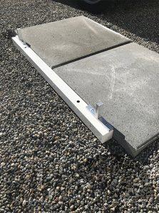 RIPARO Carport Metallfüsse im Lieferumfang enthalten